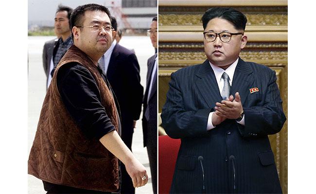 Hay un torrente de especulaciones sobre si Kim Jong Un movilizó un comando para acabar con su hermano mayor. Foto: AP