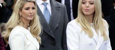 Ivanka y Tiffany, víctimas del odio hacia su padre Donald Trump