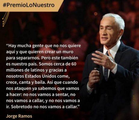 Foto: Twitter @premiolonuestro