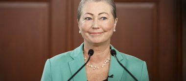 Muere la presidenta del Comité Nobel de la paz, Kaci Kullmann Five