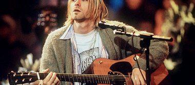 Kurt Cobain, 50 años del mito de rock que no se desvanece