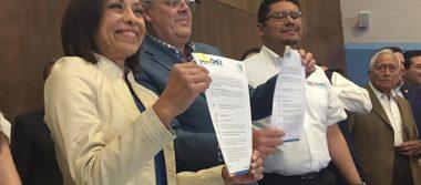 Vázquez Mota se registra como precandidata a gubernatura del Edomex