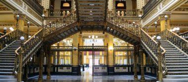 Palacio Postal celebra 110 años con estampilla conmemorativa