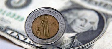 El dólar se vende en 20.85 pesos en las ventanillas bancarias de la CDMX