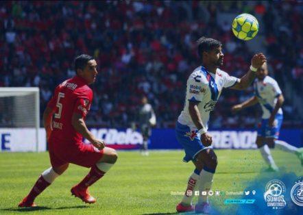 Foto: Twitter Puebla FC