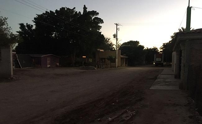 El pueblo 20 de Noviembre Nuevo / Foto: El Sol de Sinaloa