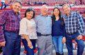 JOSÉ LUIS Cornejo, Norma Soo Michel, Alfonso Soo, Paty Martín y Francisco Macías.