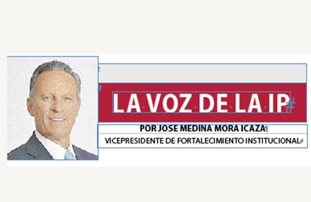 La Voz de la IP. José Medina Mora Icaza