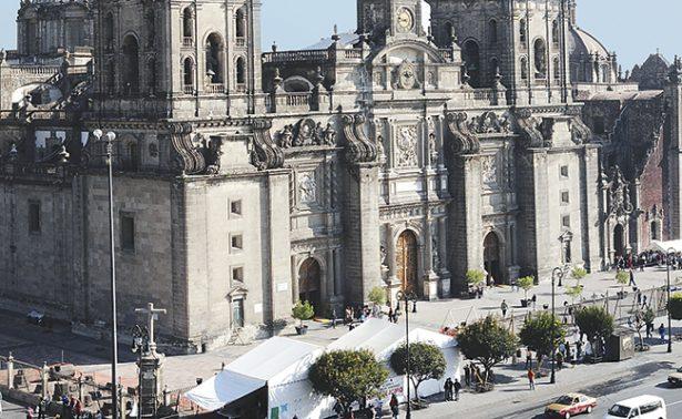 Escenificarán Resurrección de Cristo  en la Catedral Metropolitana