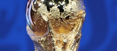 La Copa de Mundo de visita en México