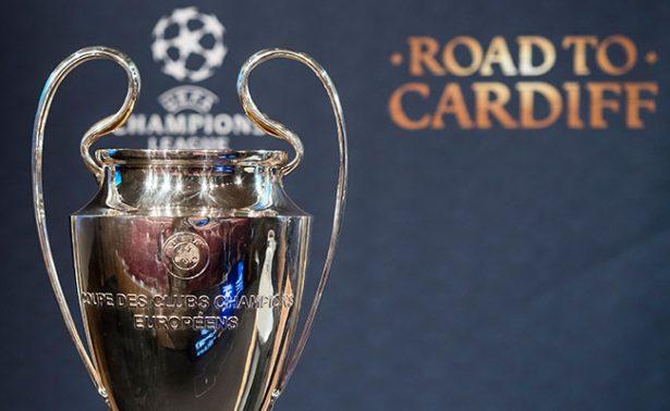Así se jugarán los cuartos de final de la Champions League