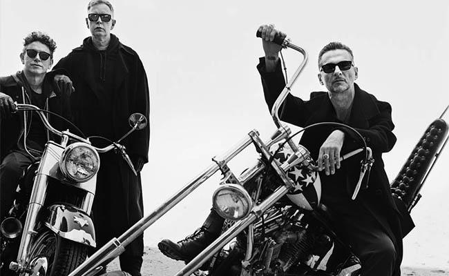¡Depeche Mode anuncia fecha para su concierto en México!