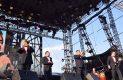 Así se vivió en el escenario del Vive Latino con La Sonora Santanera Foto: Daniel Galeana