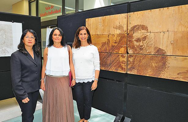 ADRIANA MOLINA, Bela Gold y Sara Aroesti.