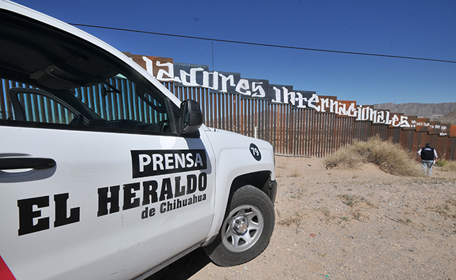 Foto: Daniel Acosta / El Heraldo de Chihuahua