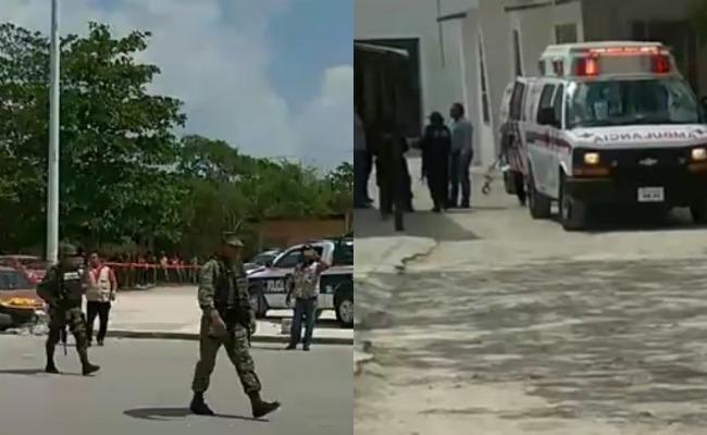 Motín en cárcel de Cancún deja 4 heridos, dos de gravedad