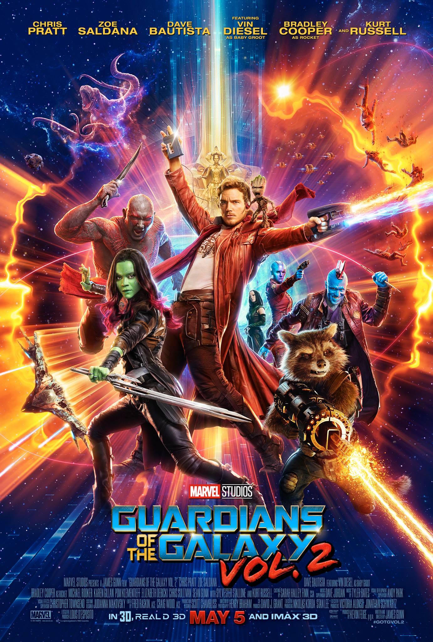 Foto: Guardians of the Galaxy / Facebook
