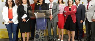 Dolores Padierna, nueva coordinadora del PRD en el Senado