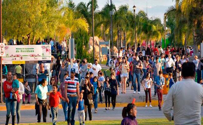 Foto: Feria de San Marcos