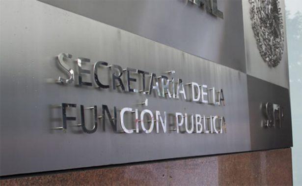 SFP y CNBV suman esfuerzos contra la corrupción y lavado de dinero