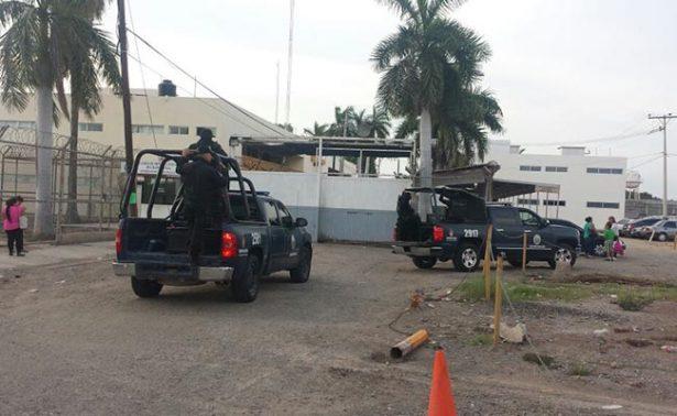 """Hijo de """"El Azul"""" se fuga de penal de Aguaruto, en Culiacán"""