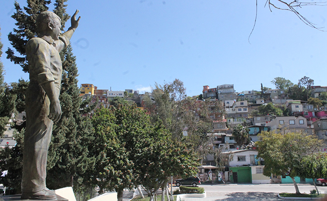 La colonia fronteriza recuerda a 23 años el suceso. Foto: El Sol de Tijuana
