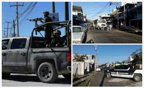 Una ola de violencia se registró en Guerrero, Sinaloa, Chihuahua, Tamaulipas, y Veracruz. Foto: Especial