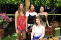 SANDRA VENZOR, Tatiana Ignacio, Berenice  Guzmán y Viktoria Gudilina.