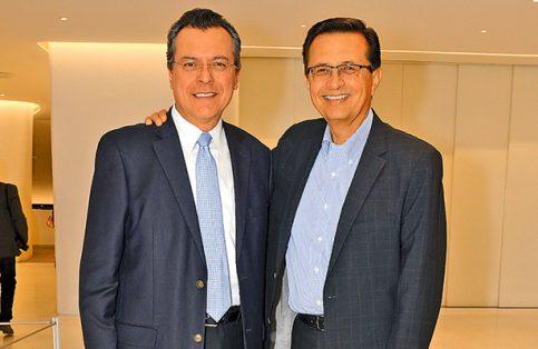 JOSÉ SIFUENTES y Roberto Tapia.