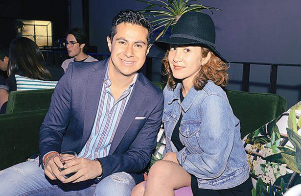 LEONARDO RIAÑO y Mariana Ávila.