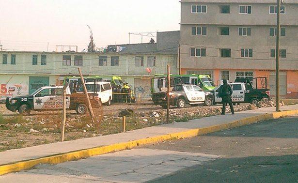 Balean a choferes en Ecatepec; hay un muerto y dos heridos