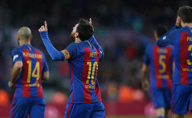 Barcelona vs. Osasuna en vivo por la Liga Española