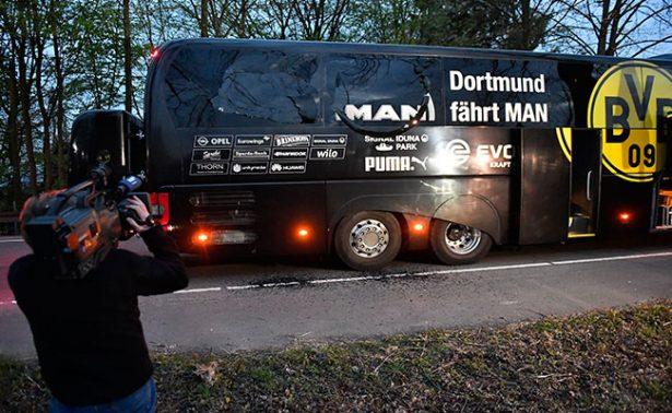 Jugador del Borussia Dortmund se encuentra en el hospital, confirma su padre
