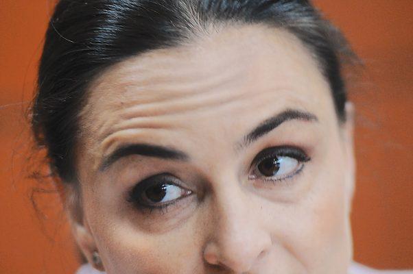"""En México existe aún una cultura de proteccionismo, y es necesario comenzar a transitar a una cultura de competencia y apertura, pero desafortunadamente a los mexicanos no nos gusta competir"""" Alejandra Palacios / Comisionada presidenta de la Cofece"""