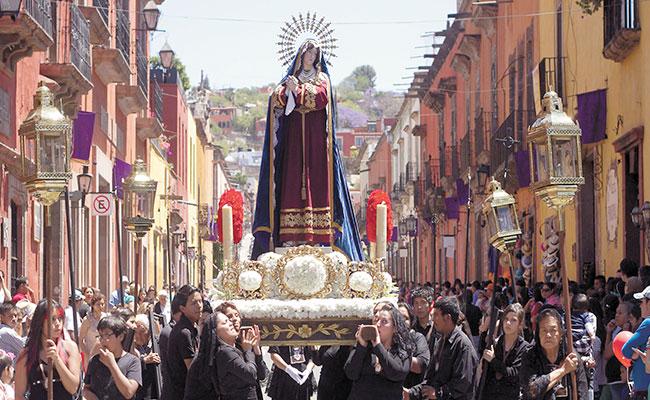 Foto: Turismo San Miguel Allende