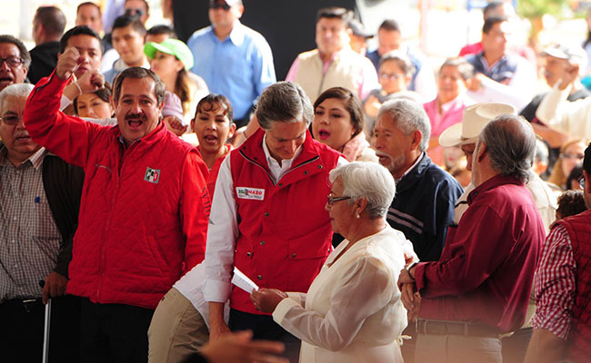 Vázquez Mota ofrece incentivos a empresas para que regresen al Edomex