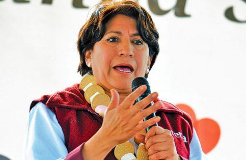 Delfina Gómez, candidata de Morena ofreció un impulso al campo mediante apoyos reales.