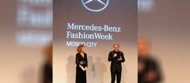 Así se vive Mercedes-Benz Fashion Week México 2017