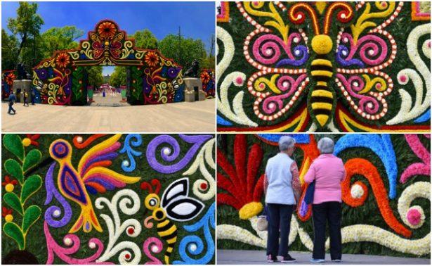 🌻 CDMX da la bienvenida al Festival de Flores y Jardines