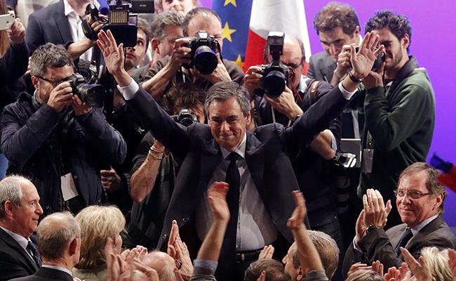 Francois Fillon / Foto: Reuters