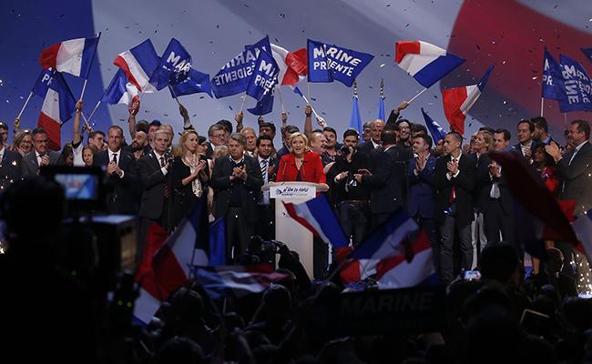 Marine Le Pen / Foto: Reuters