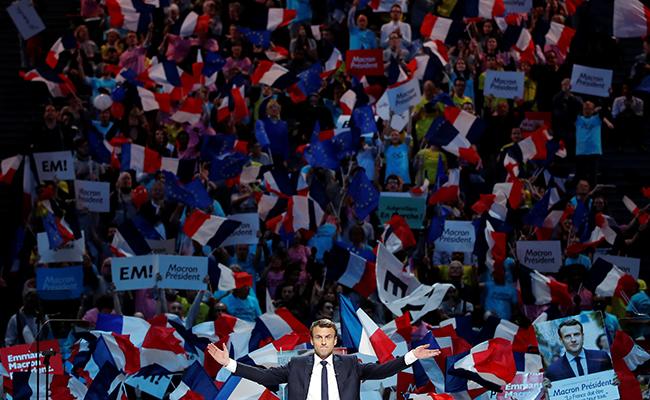 Emmanuel Macron / Foto: Reuters