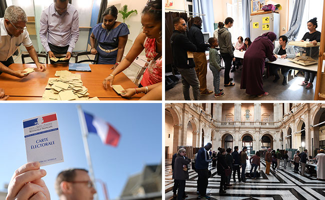 Las presidenciales francesas. Foto: Especial/AFP