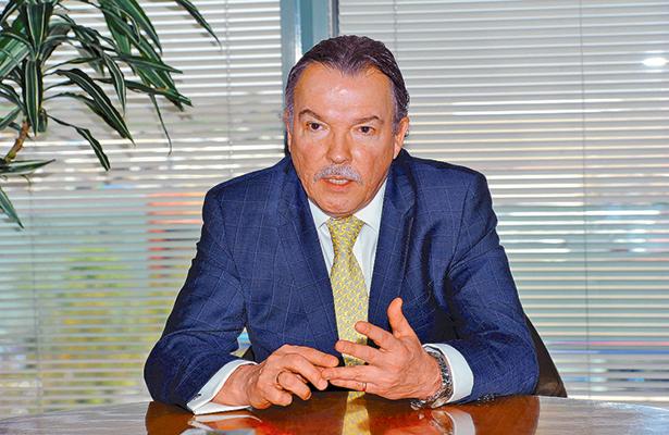 Luis Manuel Ocejo Presidente de la CAMEINTRAM
