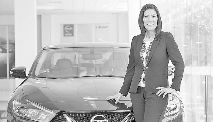 Mayra González, directora general de Nissan Mexicana resaltó que además de los resultados en ventas reafirman su liderazgo en diferentes indicadores clave, como producción, financiamiento y posventa.