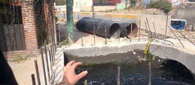 Ampliación de autopista de Morelos afecta viviendas