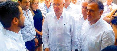 Ni borrón ni cuenta nueva por desfalco en Veracruz