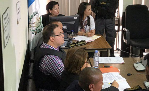 Javier Duarte no acepta allanarse y rechaza extradición a México