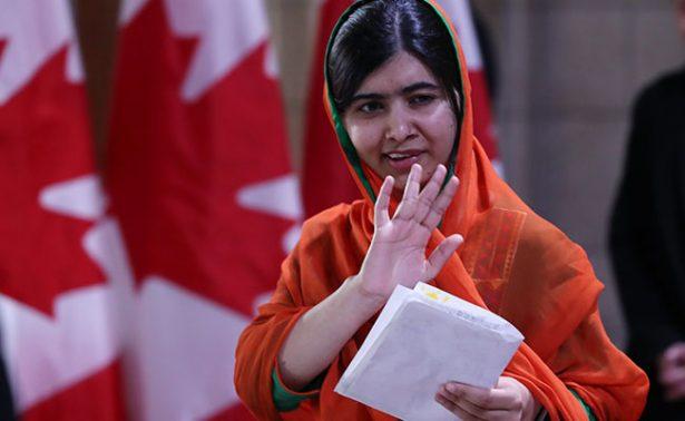 ONU designa a Malala la Mensajera de Paz más joven