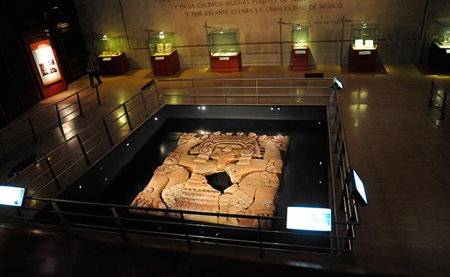 El museo del Templo Mayor tiene 30 años de que se abrió al público